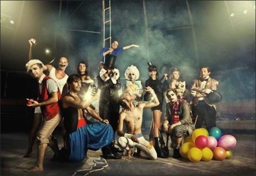 new word - Пекинский цирк